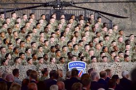 Trump signs $716B defense bill at NY's Fort Drum   WBFO