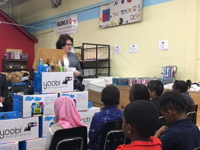 Free school supplies for all city of Buffalo kindergartners