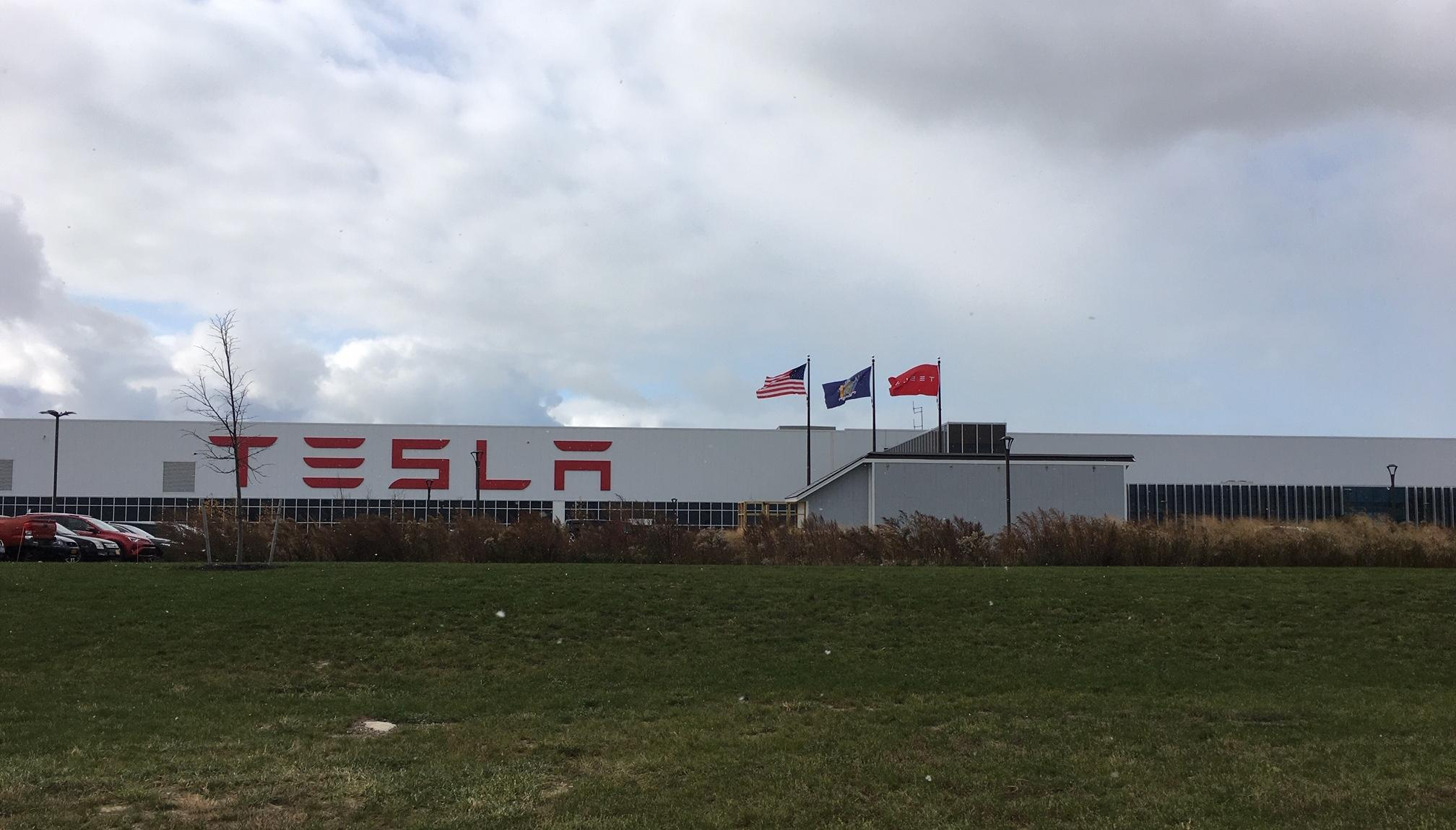 Tesla announces layoffs   WBFO