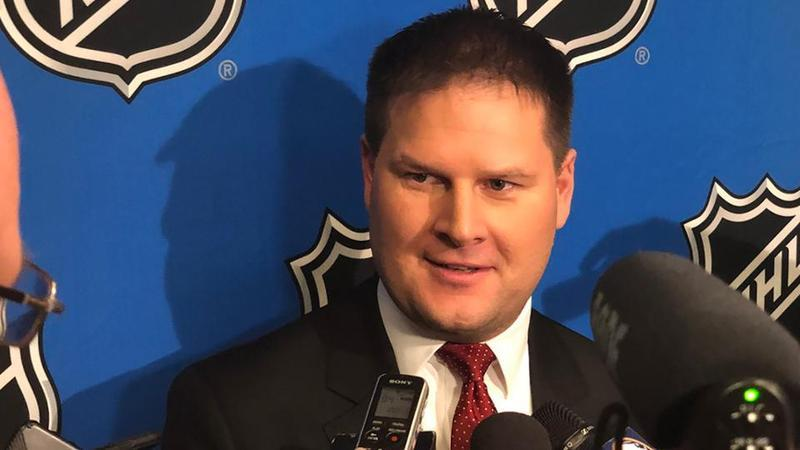 Sabres fire Jason Botterill, Kevyn Adams named general manager