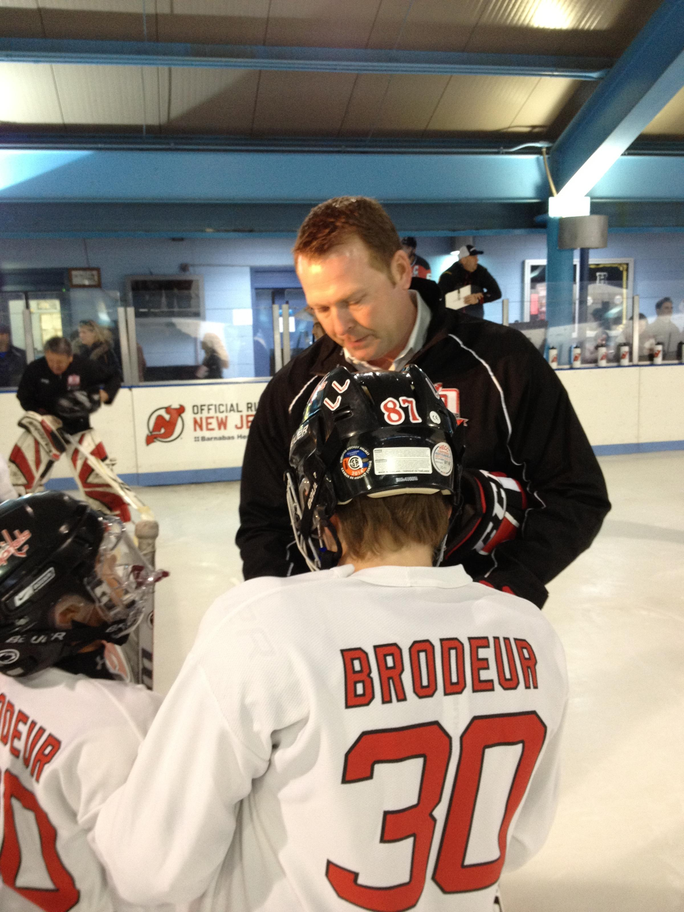 Former Devils Great Martin Brodeur Makes Nhl S Top 100 Wbgo