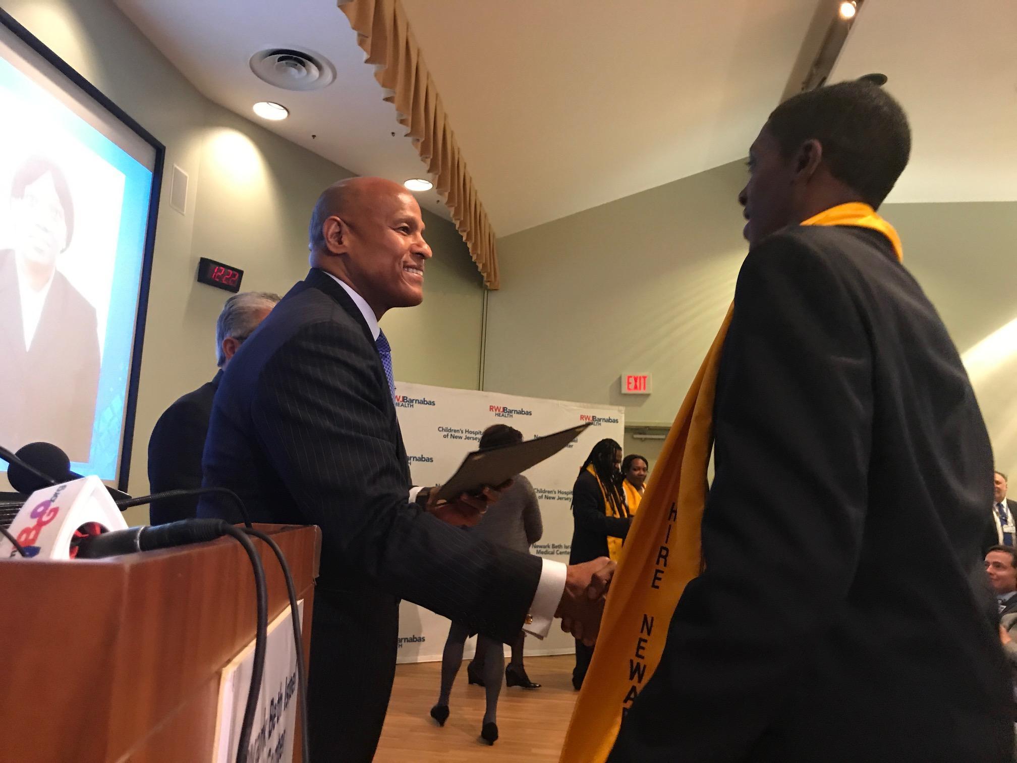 Hire Newark Providing More Than Just Jobs | WBGO
