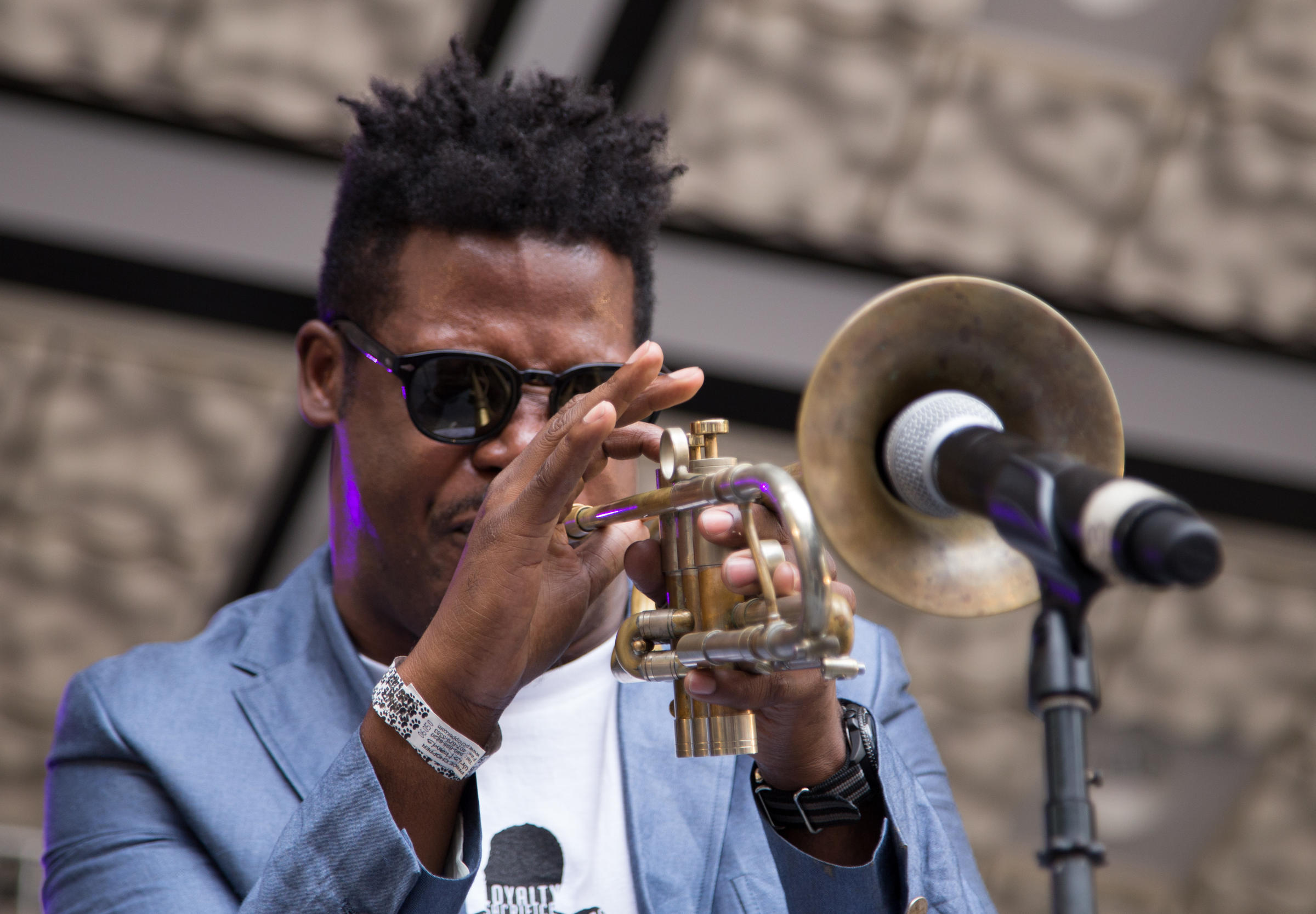 Charlie Parker Jazz Festival 2020 Listen Now to Catherine Russell and Keyon Harrold at the Charlie