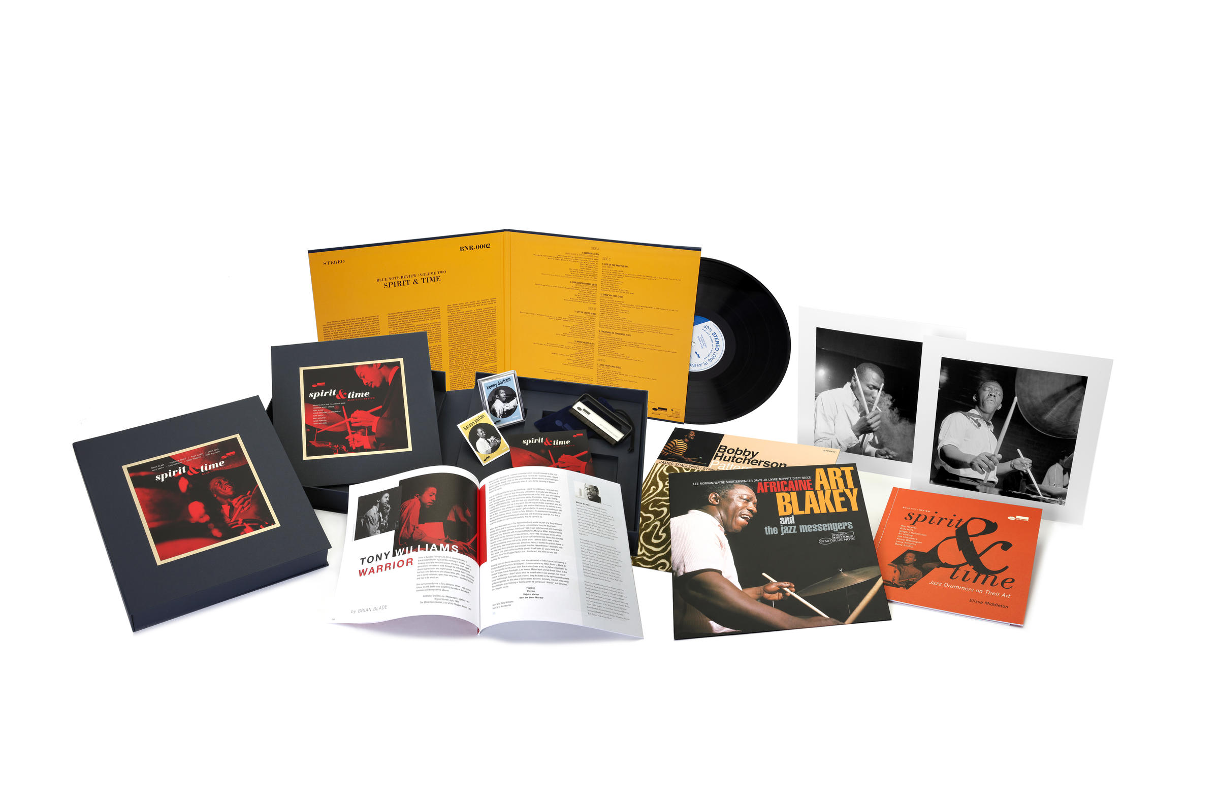 Tony Williams Gets The Deluxe Treatment In Blue Note