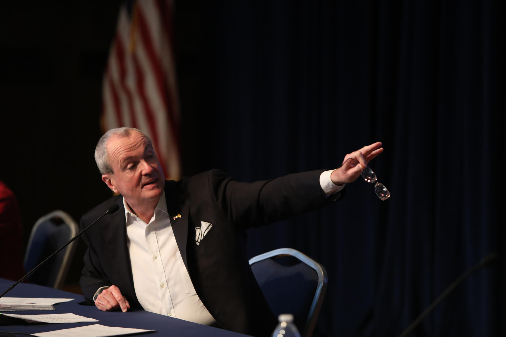 Gov. Murphy: No COVID-19 outbreak stemming from Trump fundraiser