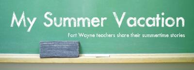 A Teachers Case Against Summer Vacation >> Carissa Richardson My Summer In Europe Northeast Indiana Public Radio
