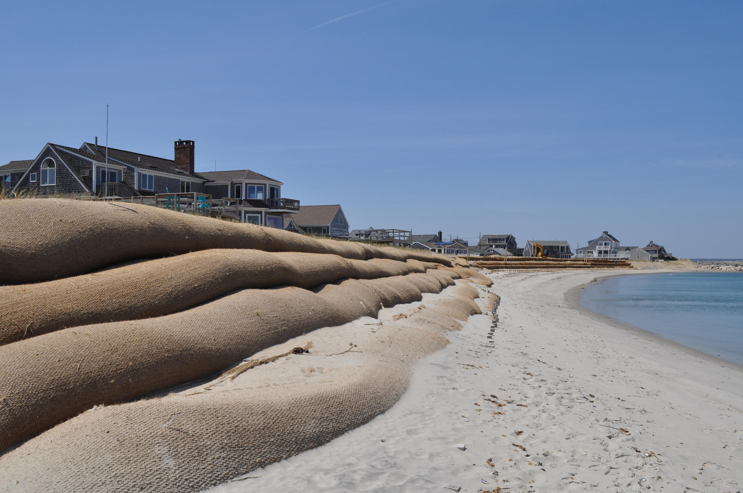 Cape Cod S Gest Ever Beach Nourishment Project Could Be Coming To Sandwich