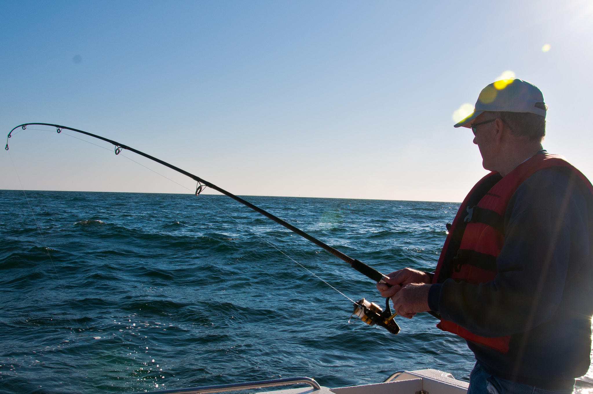 Commercial Striped Bass Anglers Get an Extra Day to Fish | WCAI