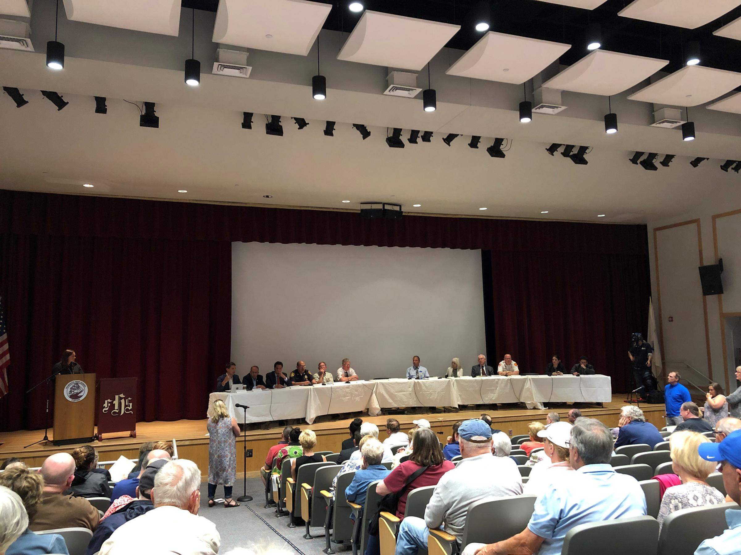Falmouth Selectboard Holds Public Forum on Sober Houses | WCAI
