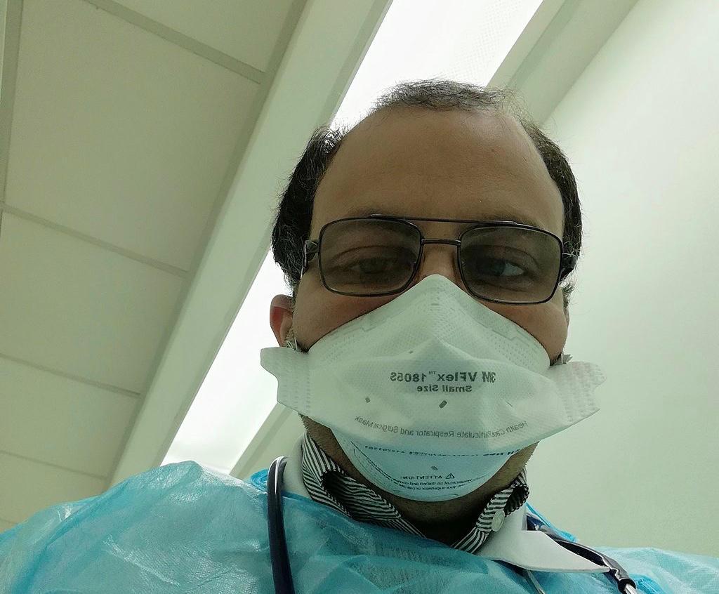 hospital n95 mask