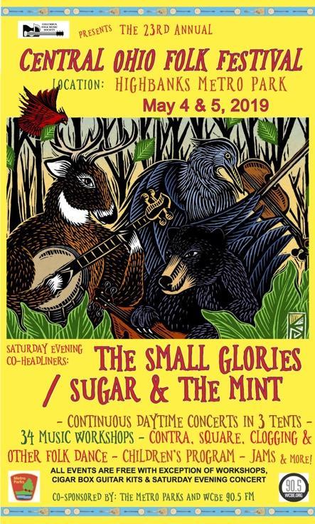 Central Ohio Folk Festival To Honor Pete Seeger, Celebrate