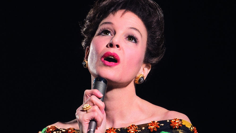 Renée Zellweger gives it everything she's got in Judy Garland biopic