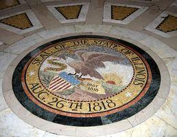 Image result for illinois legislature seal