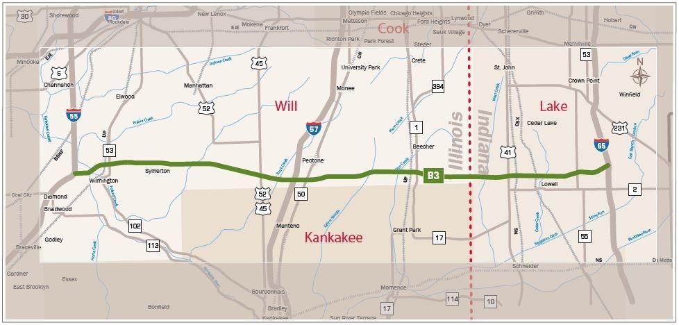 Illinois, Indiana Still Working on Illiana Expressway Plans ...