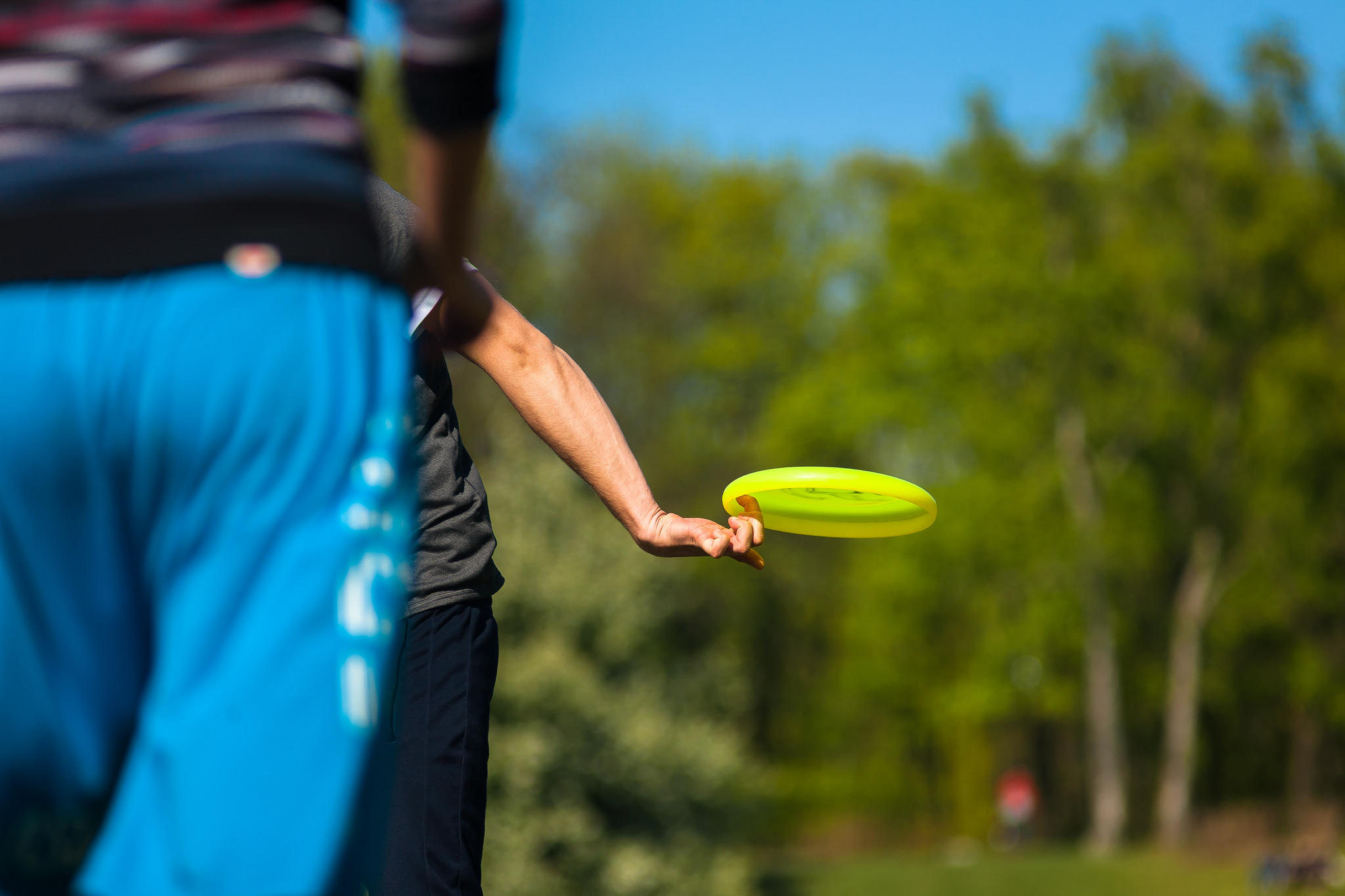 Aurora to Host Ultimate Frisbee Championship | Peoria ...