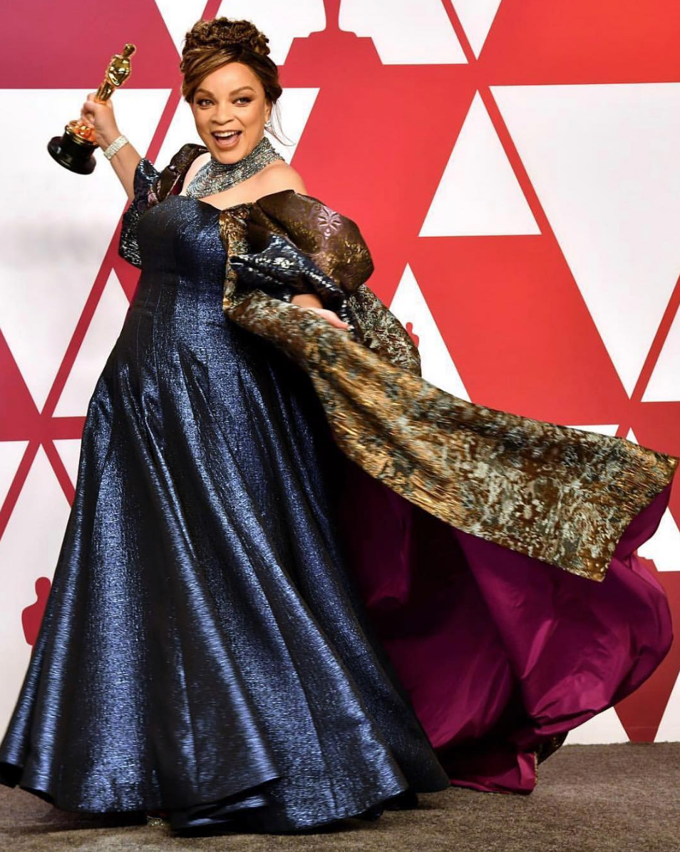 Black Design Collective To Honor Oscar Winning Costume Designer Ruth E Carter Wclk