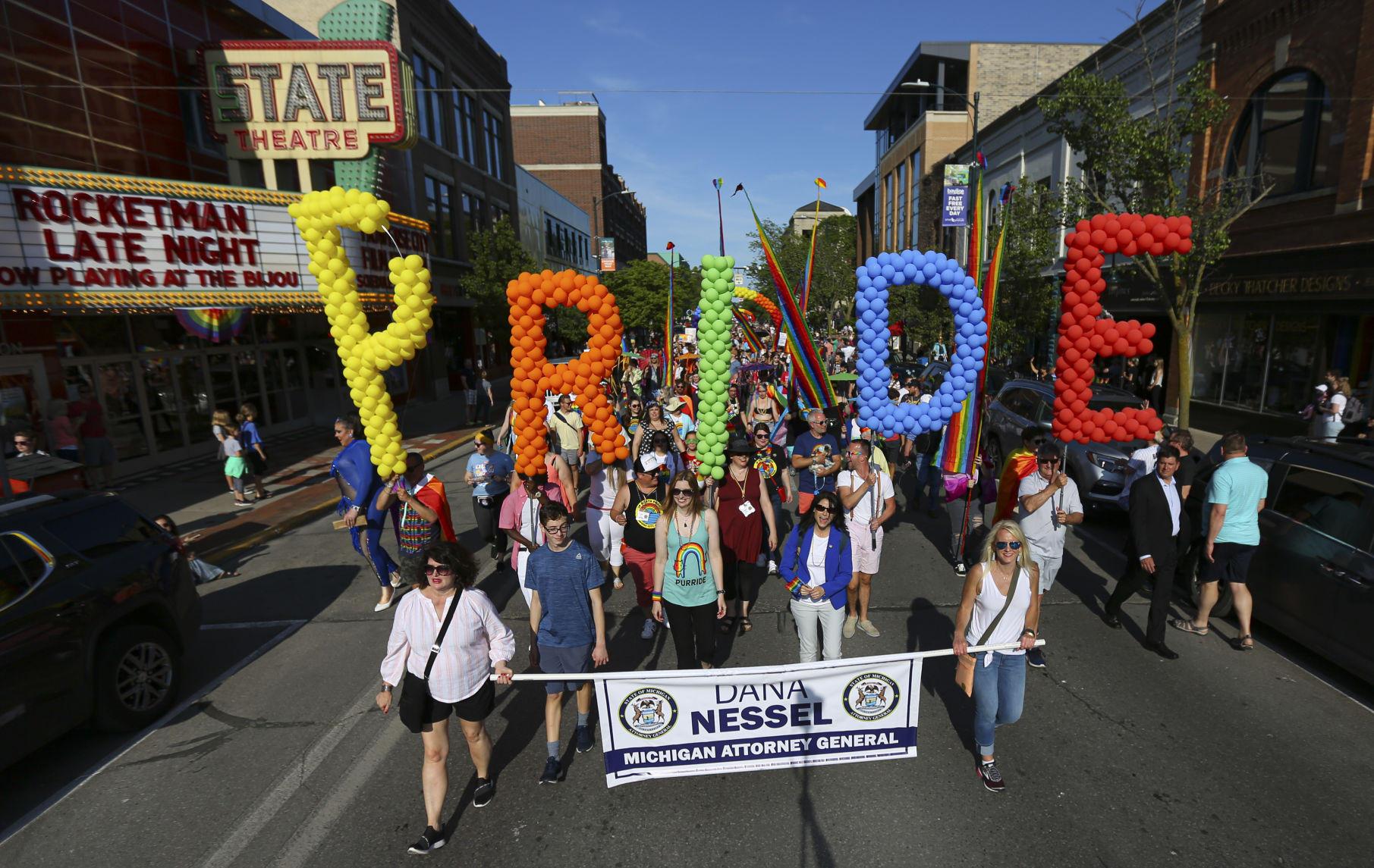 Up North Pride Progress Made More Needed Wcmu Public Radio
