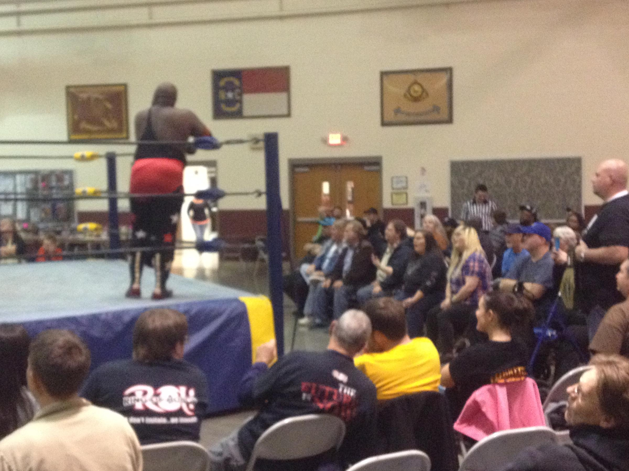 Professional Wrestling Is Big In The Mountains | BPR