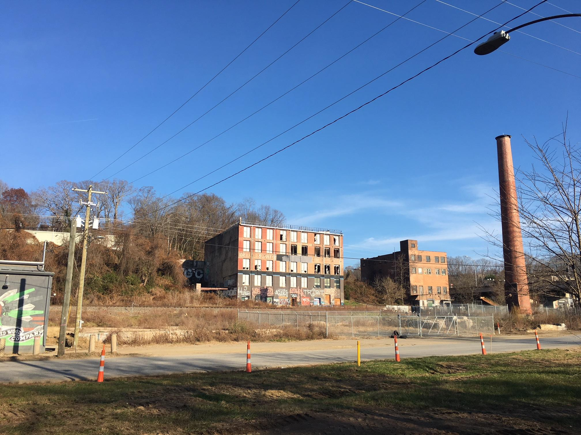 New Momentum to Add Living, Working Space for Asheville