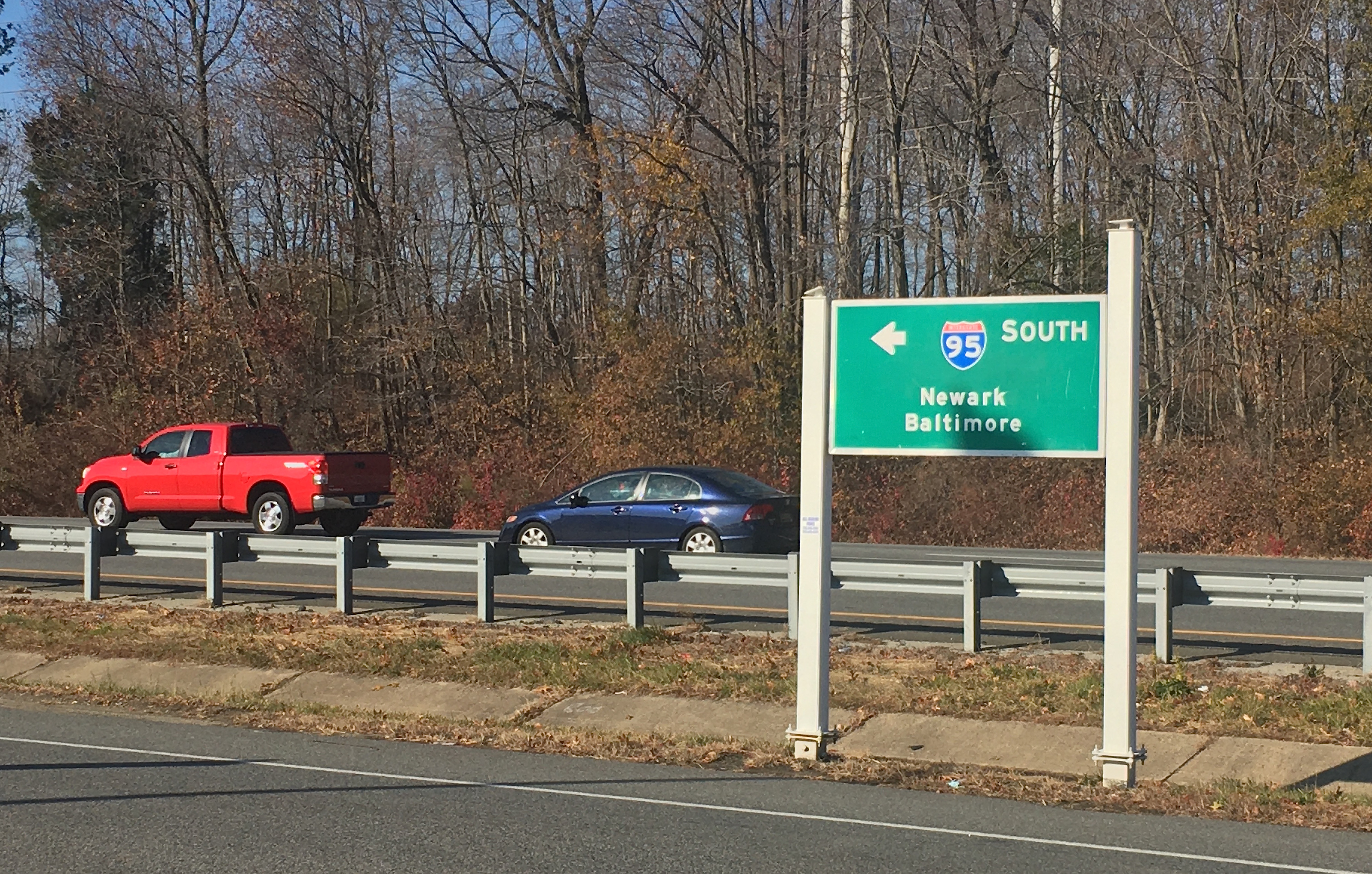 State lifts shelter-in-place order prompted by hazmat crash on I-95