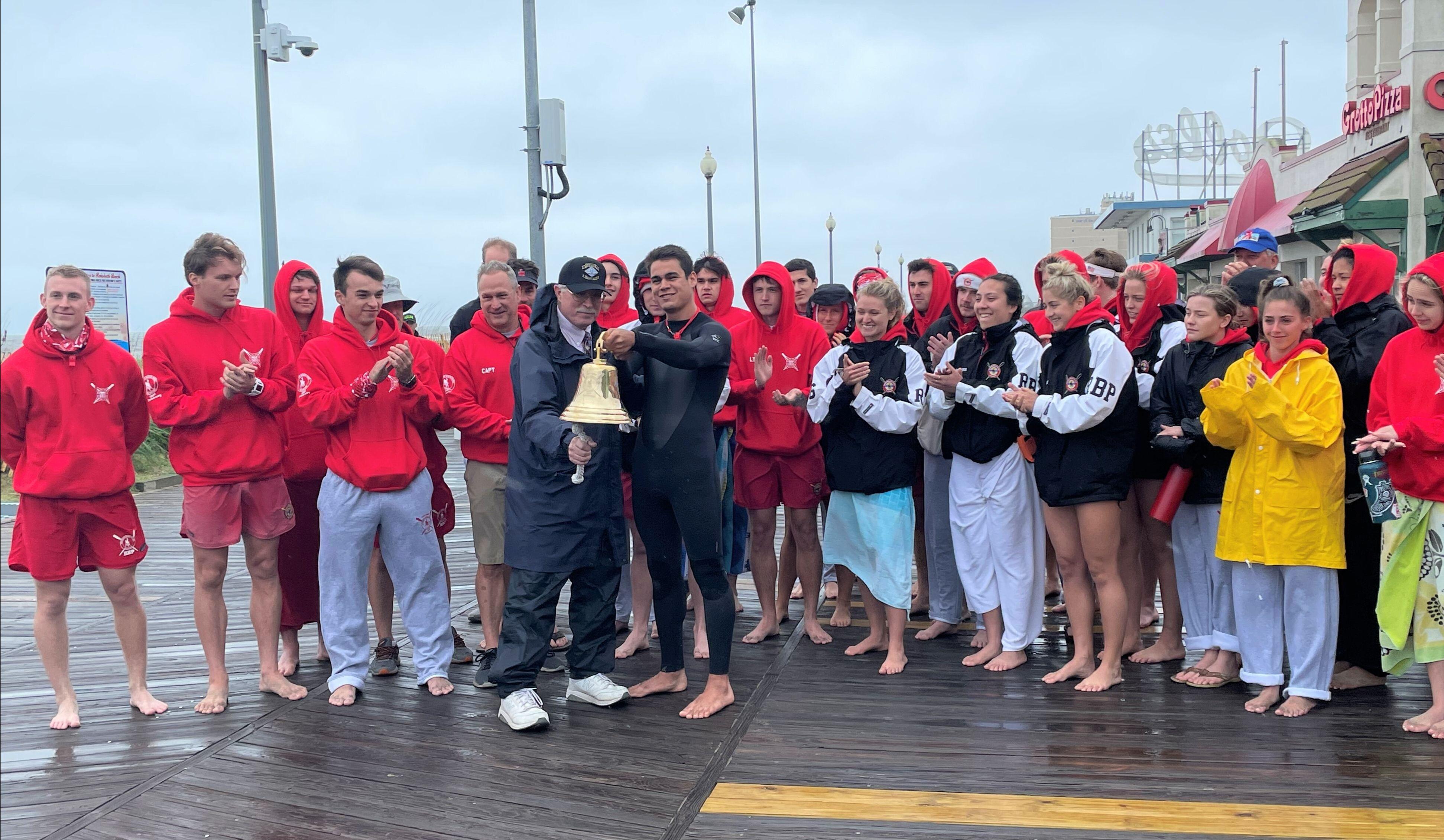 Rehoboth Beach Patrol turns 100, prepares for a busy summer season