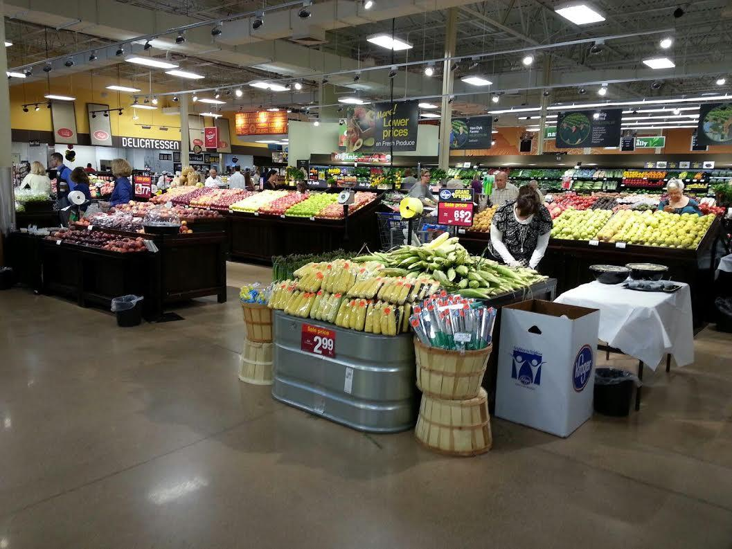 Improvements Made To Kroger Store In Ypsilanti Creates Jobs