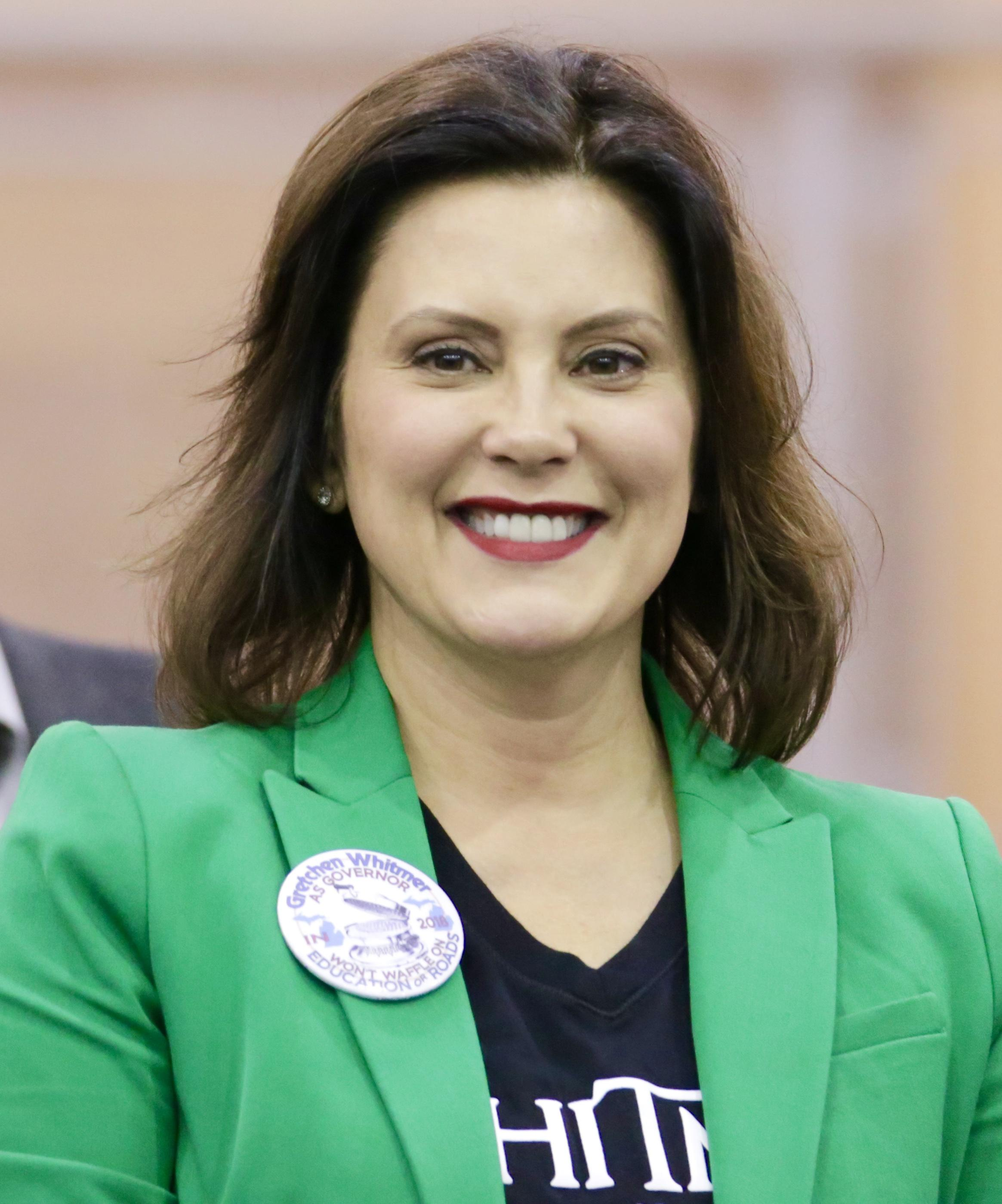 Michigan Governor Whitmer To Deliver Her First State Of The State Address Wemu