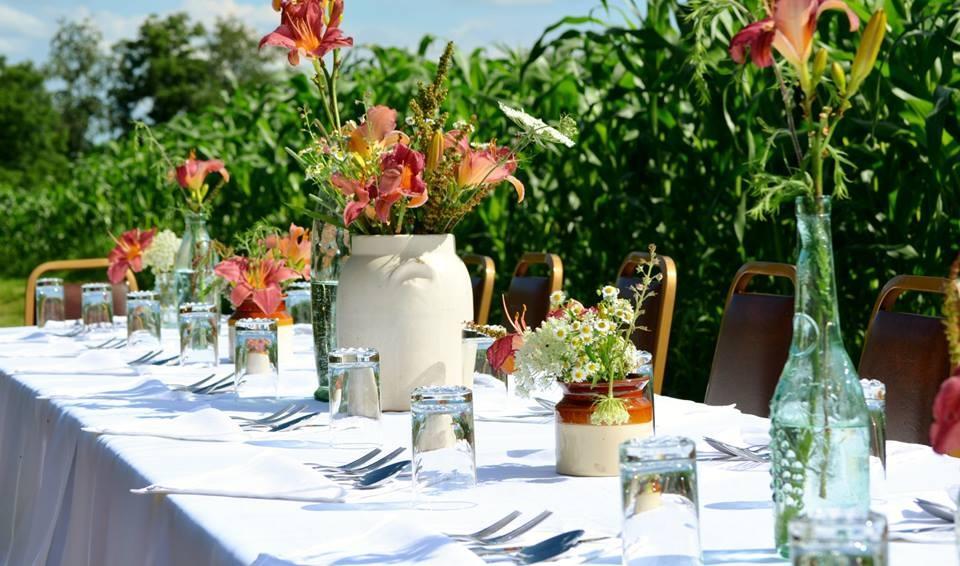 The Farmer S Table Farm To Table Dinners Faq 90 5 Wesa