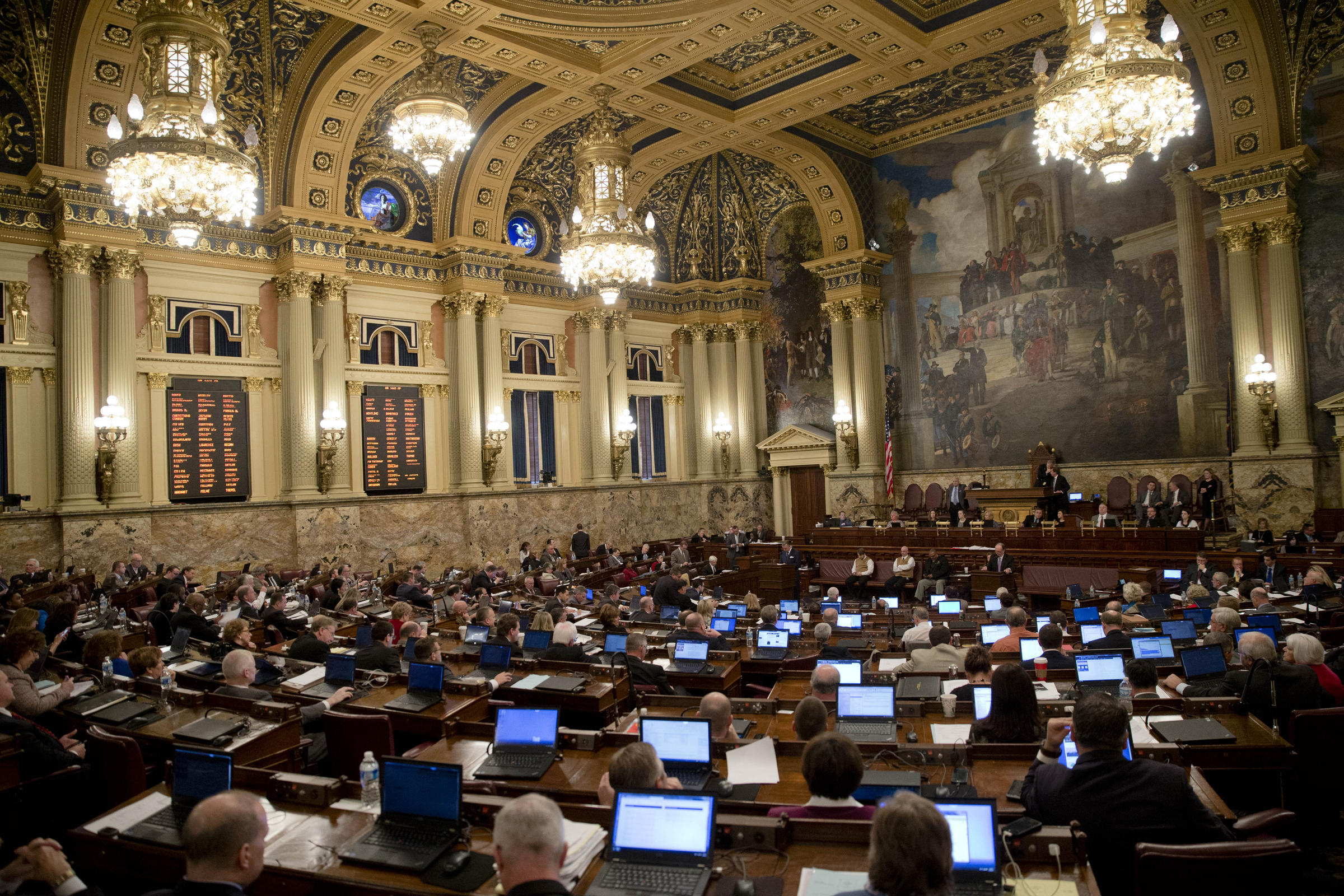 Votes Signal Breakthrough In Budget Stalemate   90 5 WESA