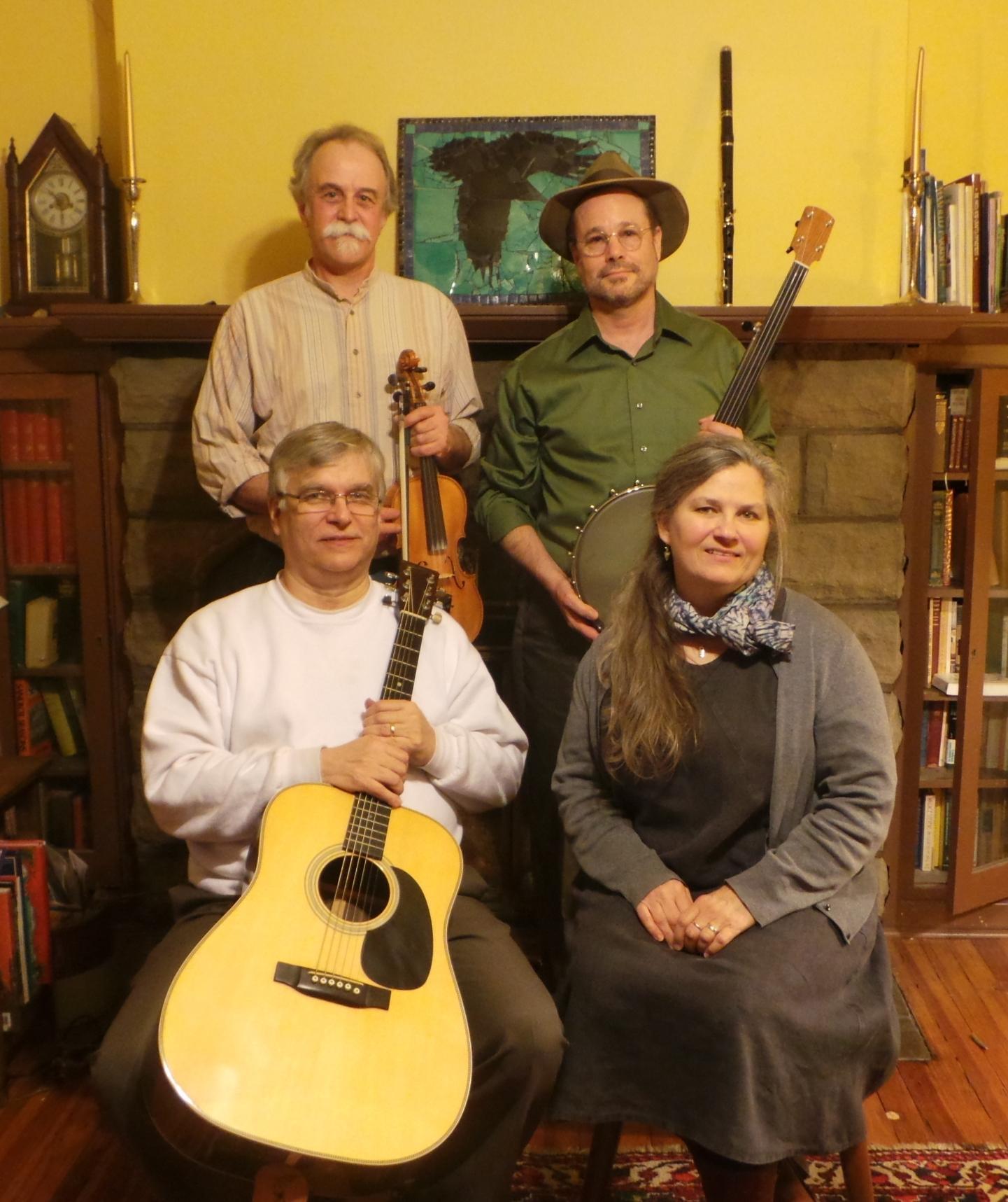 Long-Dormant Folk Tunes Celebrate Western PA's Place In