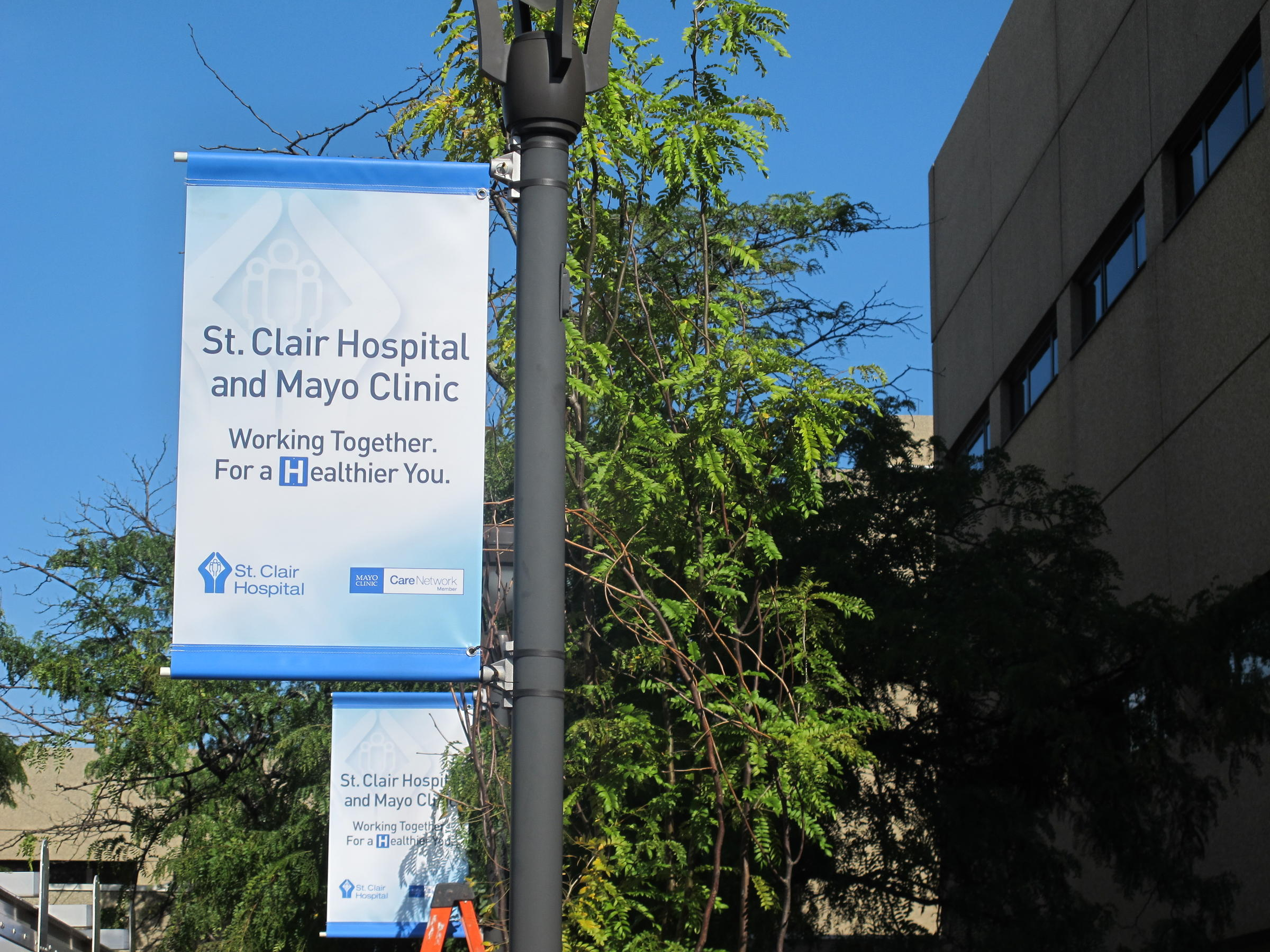 St  Clair Hospital Brings A Virtual Mayo Clinic To Its