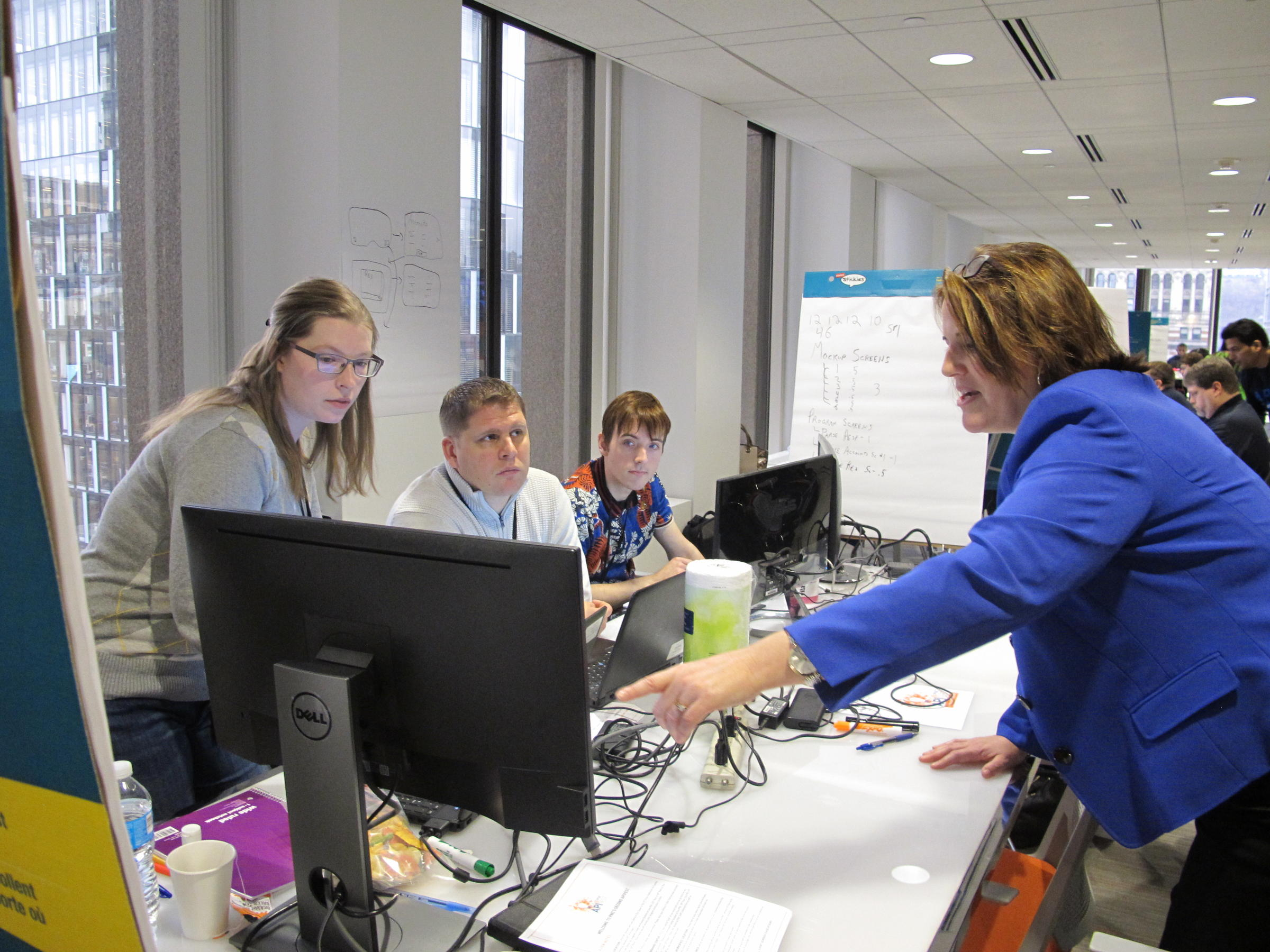 All-Female Team Wins PNC Hack-A-Thon With Health Care And