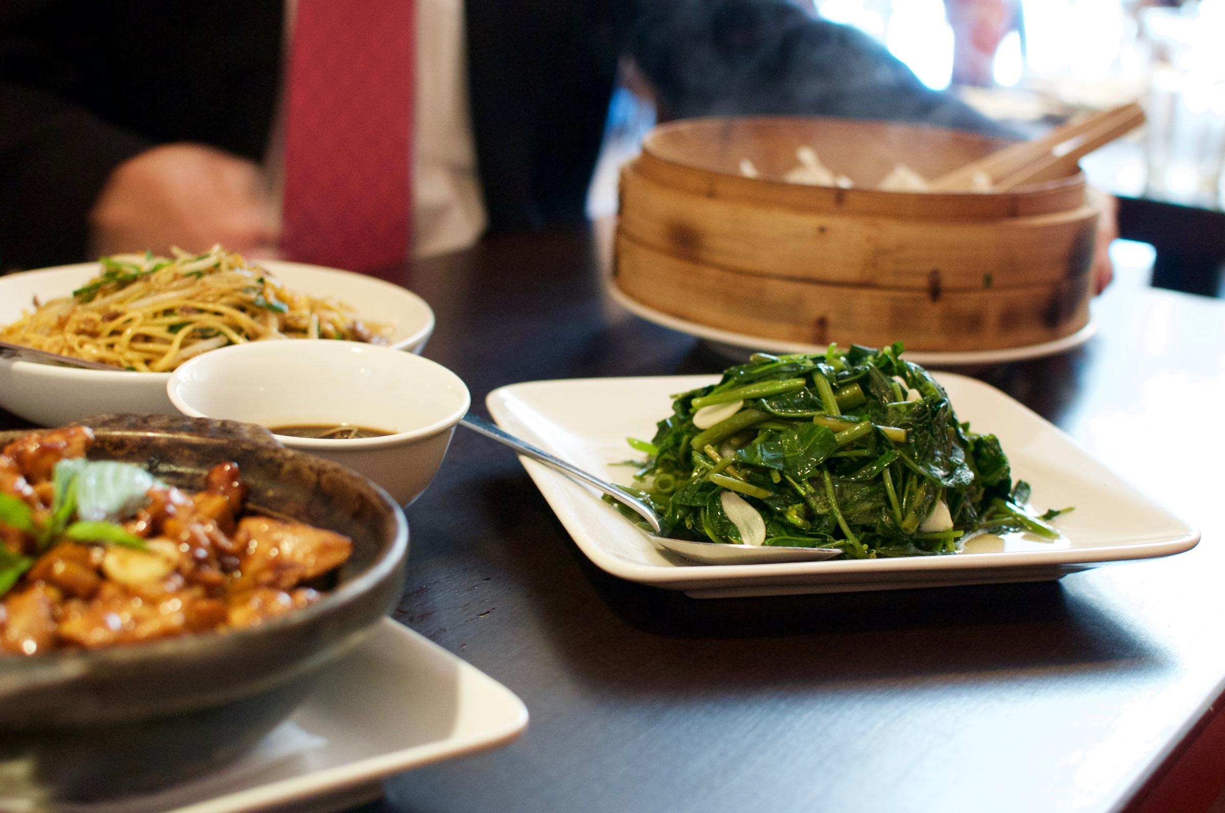 Chinese Food Is 'Communication,' Connecting Cultures In