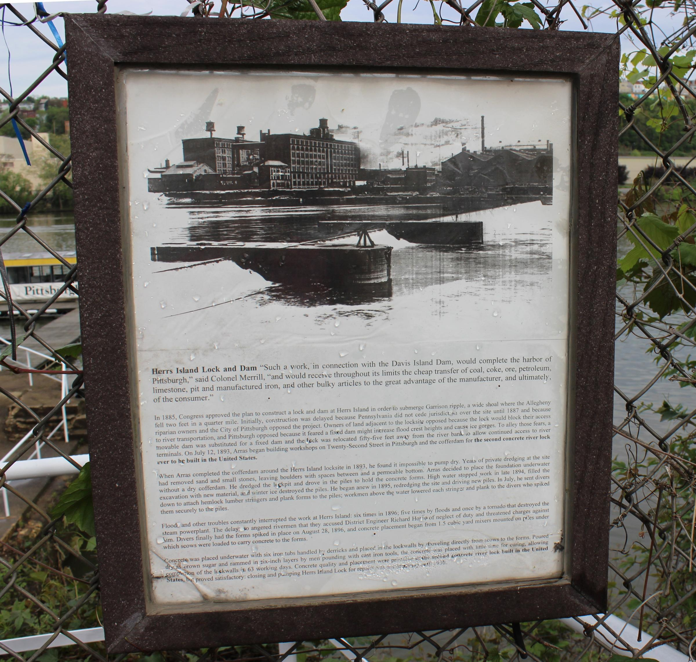 What Ever Happened To Allegheny River Lock And Dam Number