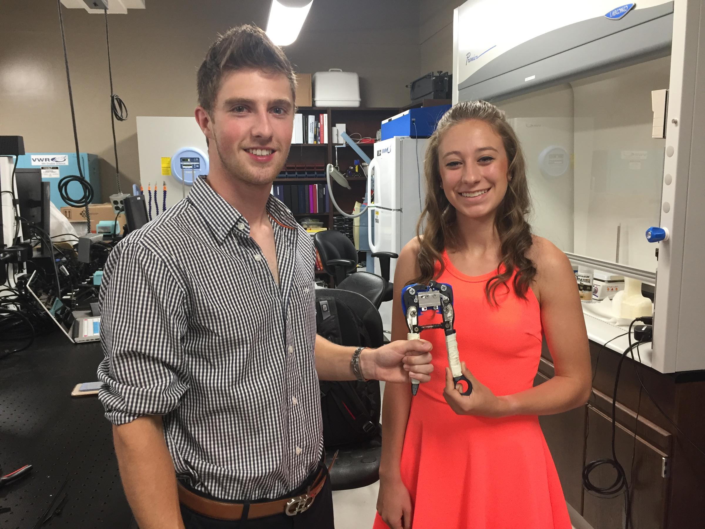 NASA Needs A Better Zip-Tie Cutter To Use In Space, Duquesne