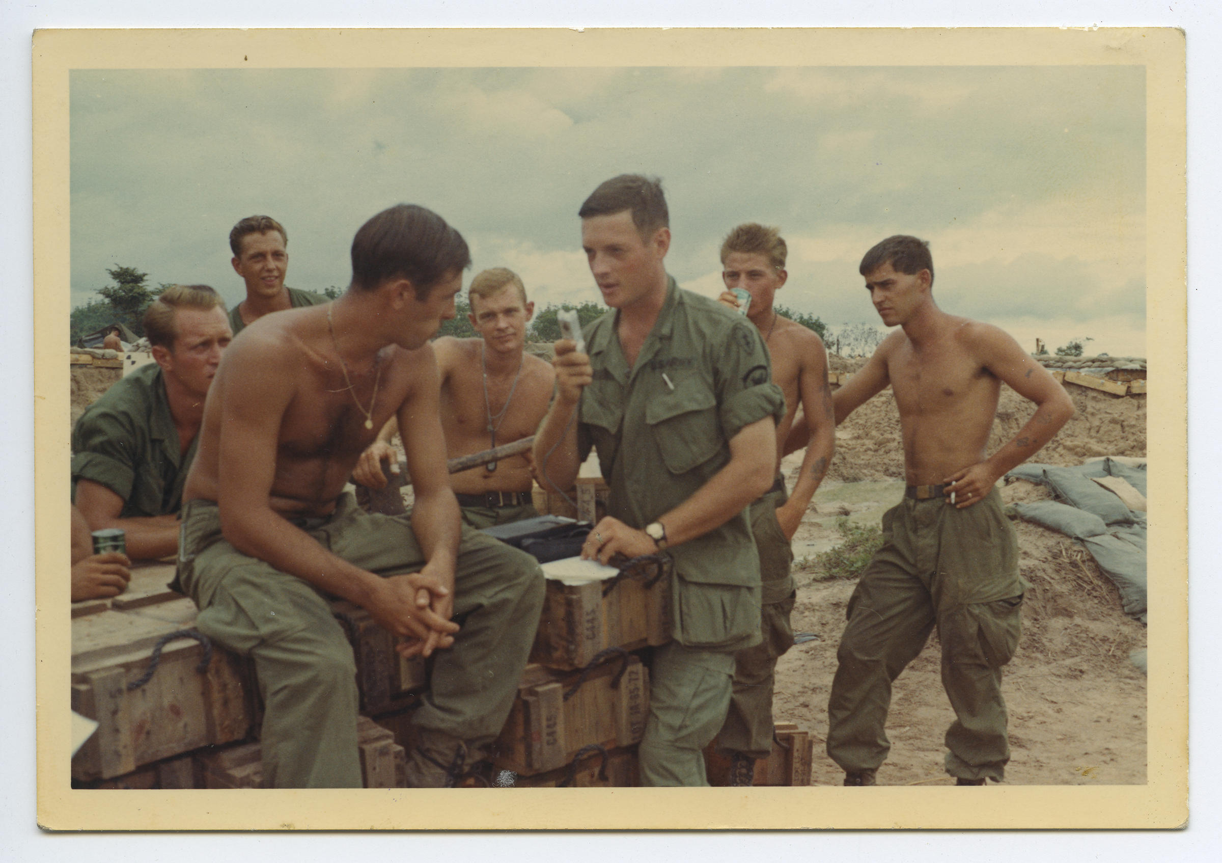 Exhibit Explores The Causes, And The Toll, Of The Vietnam