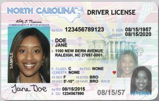 Driver license manual for nc