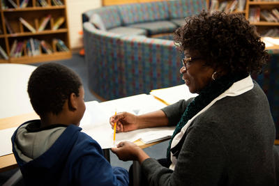 Reading Program Leads To Significant Gains For Third Graders | WFAE