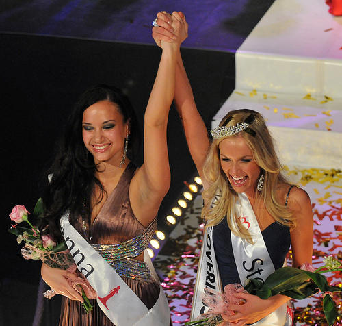 The Beauty Pageant System WFAE