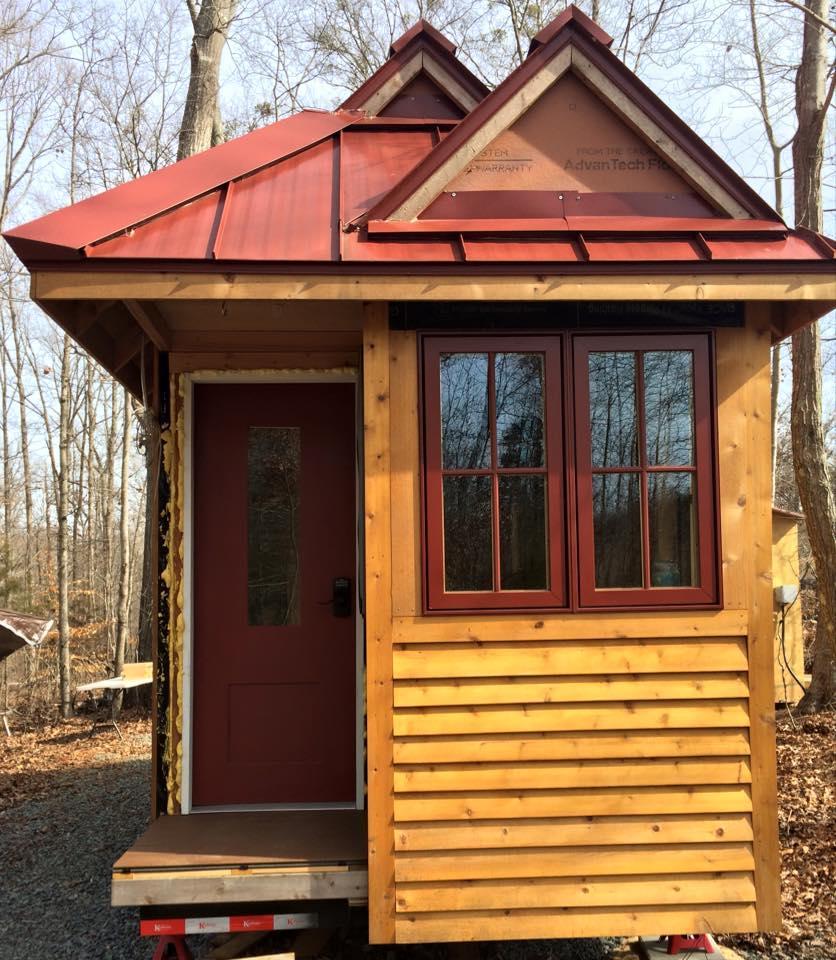 Ryan Mitchell S Tiny Home