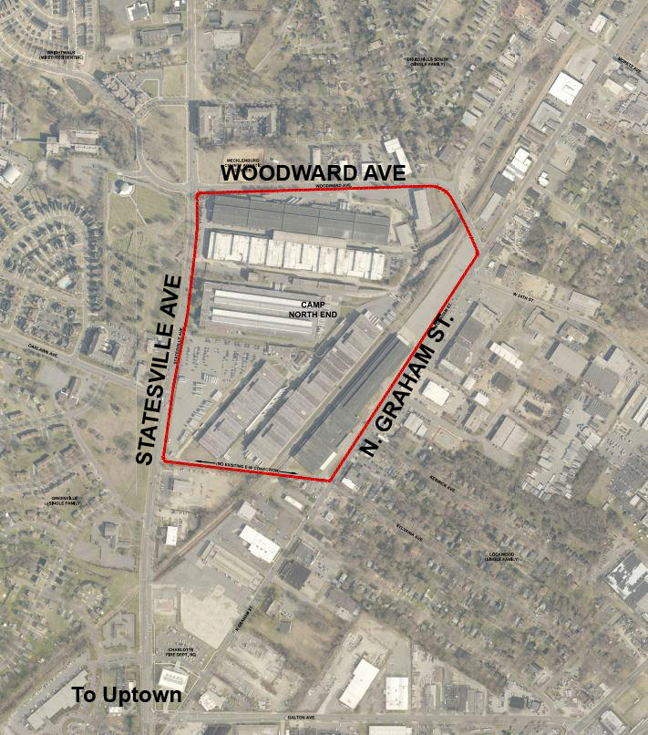 Former Model T, Missile Factory Up For Redevelopment As