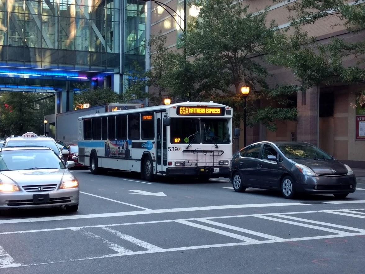 Cats Plans Meetings On Changes To 20 Bus Routes This Fall