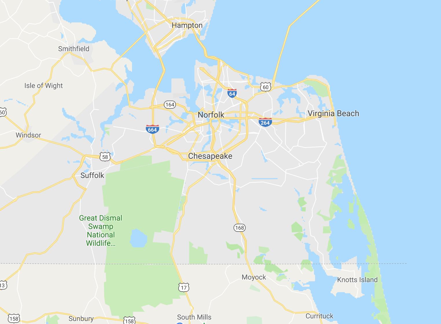 City Worker Kills 12 In Virginia Beach
