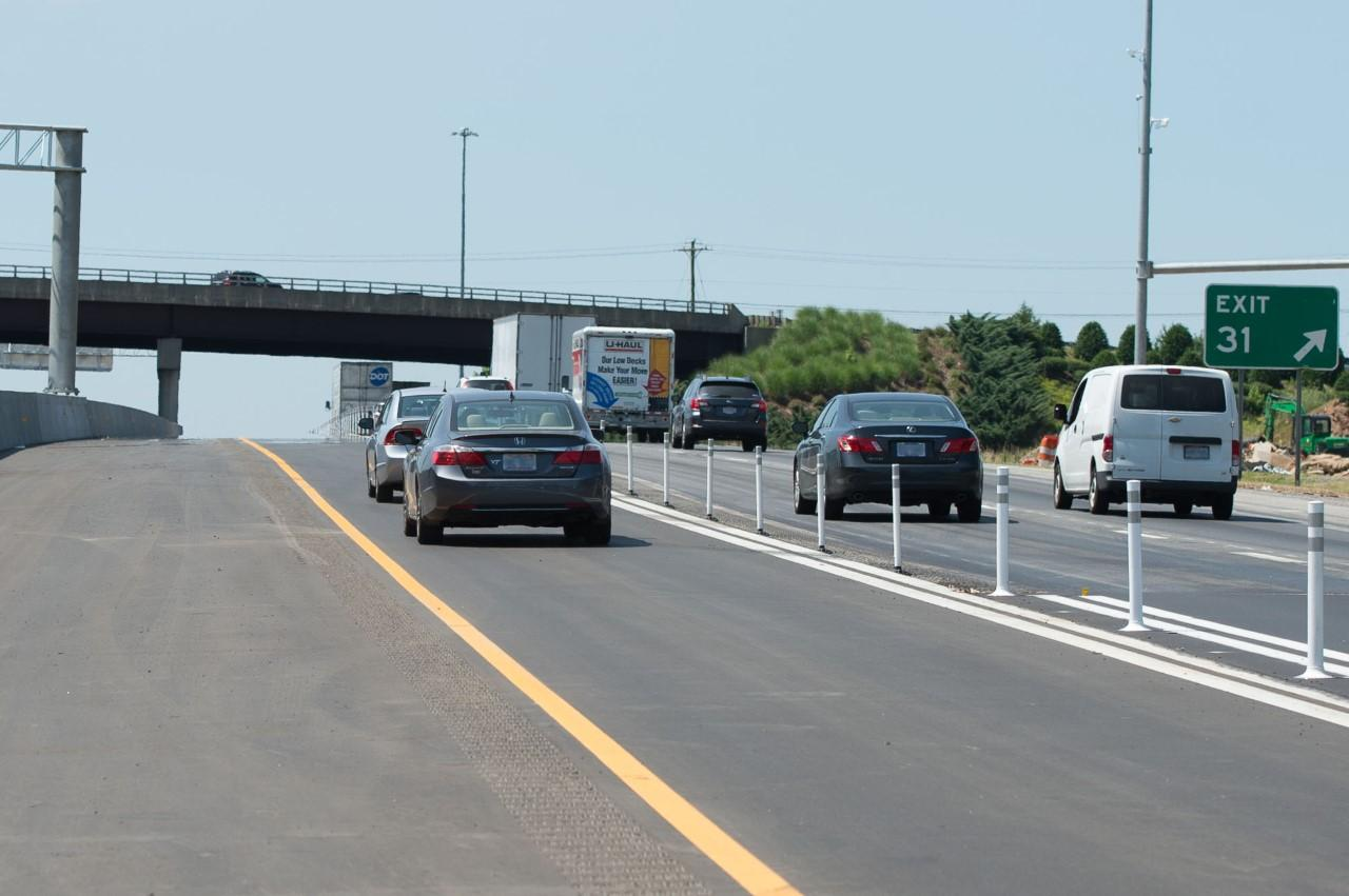 Part Of I-77 Toll Lanes Opens, But Some Vow Never To Use