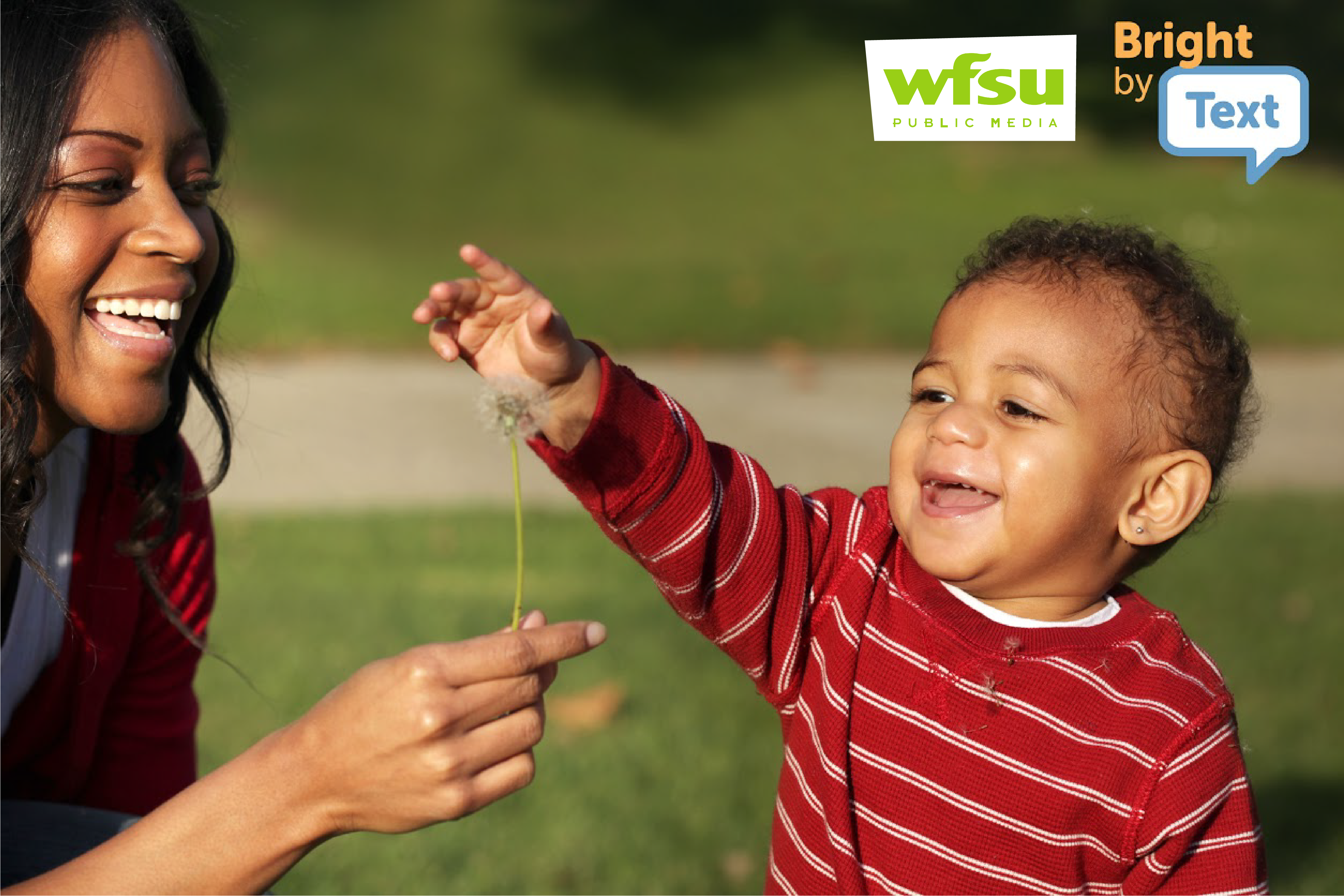 WFSU Bright by Text Delivers Developmental Games And Tips To Parents' Cell Phones