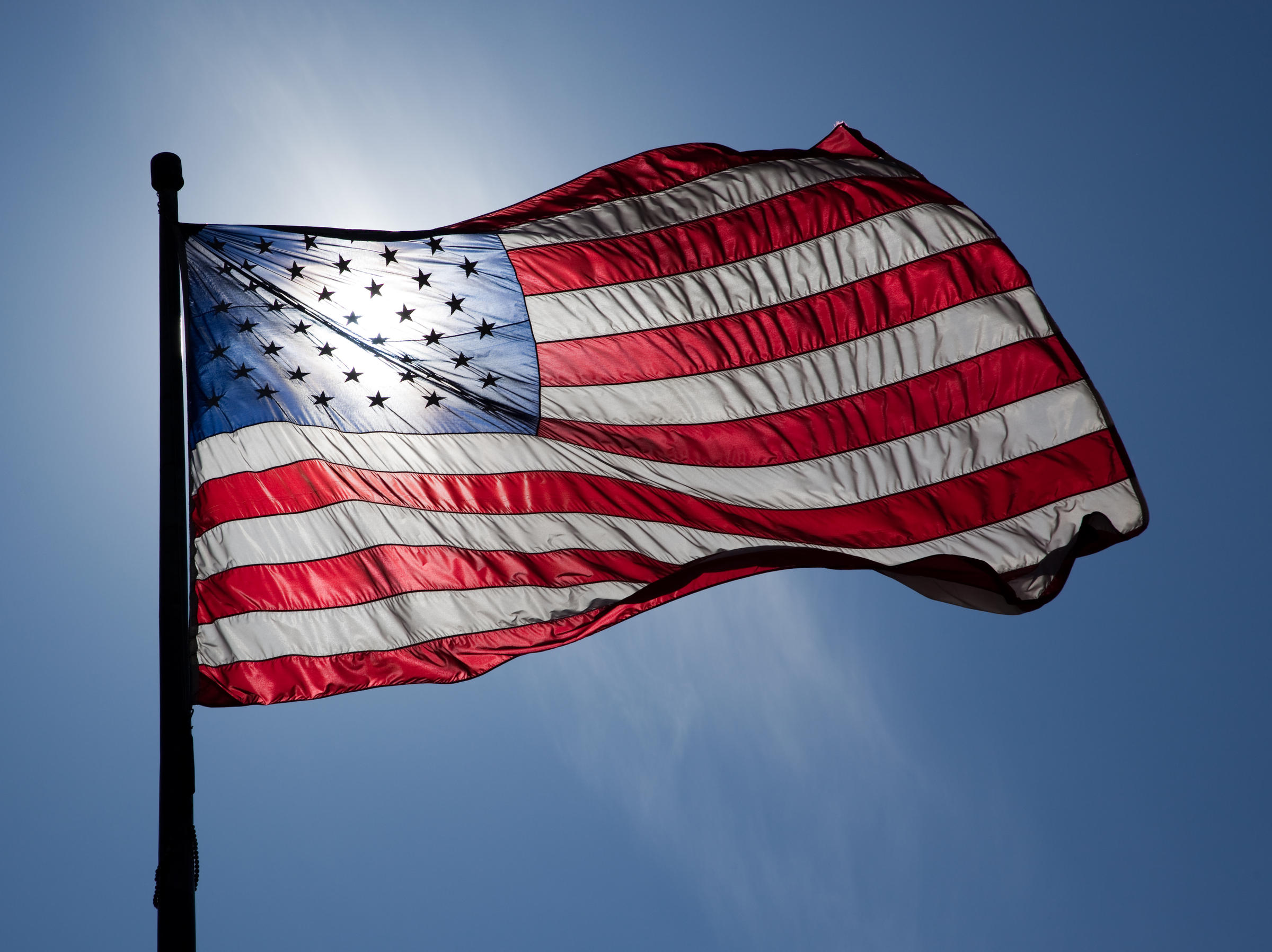 Although The Bulk Of American Flags Are Made In Us America Imports Some 4 Million From China Every Year