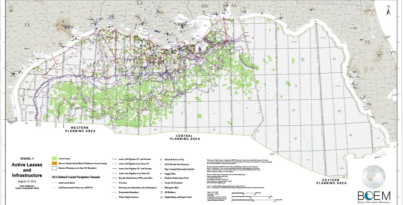 Industry Study: Floridians Favor Offs Oil Drilling   WFSU on