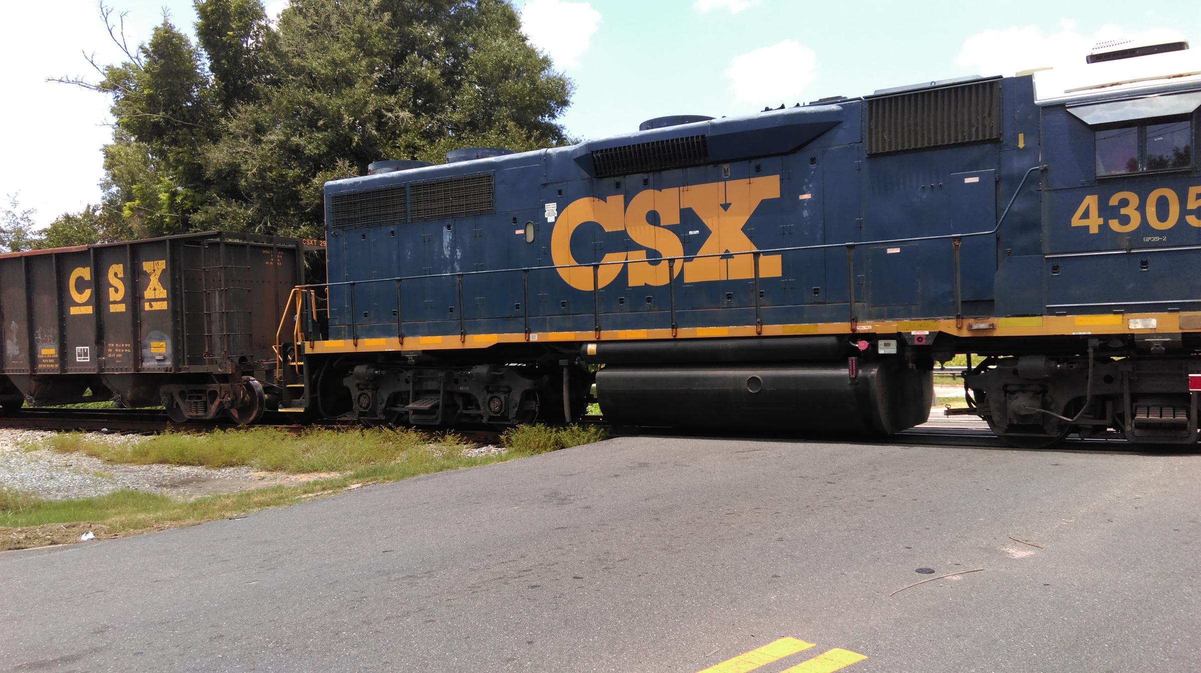 CSX Selling Rail Line Through Tallahassee | WFSU