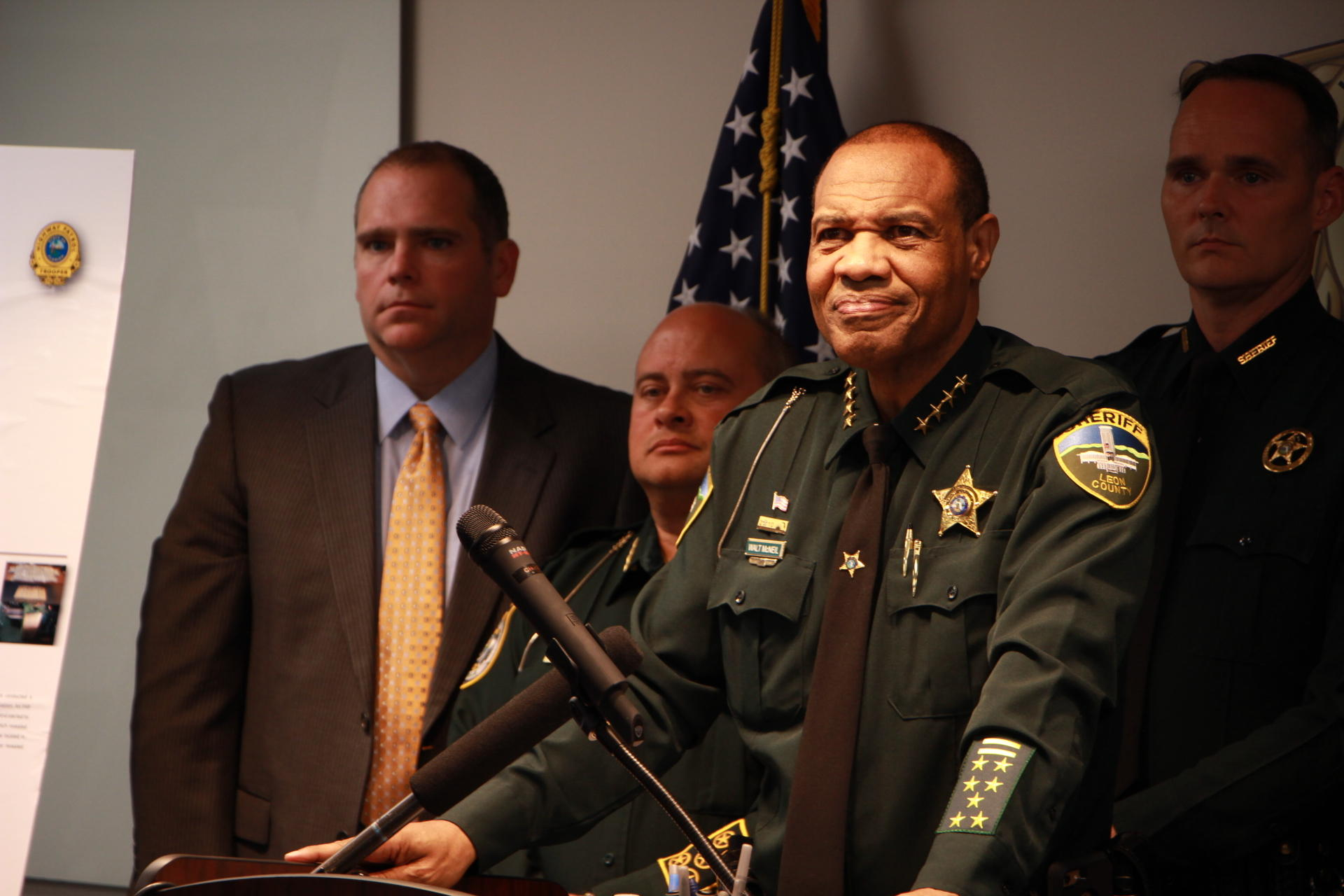 LCSO Expands Partnership With Big Bend Law Enforcement Agencies | WFSU