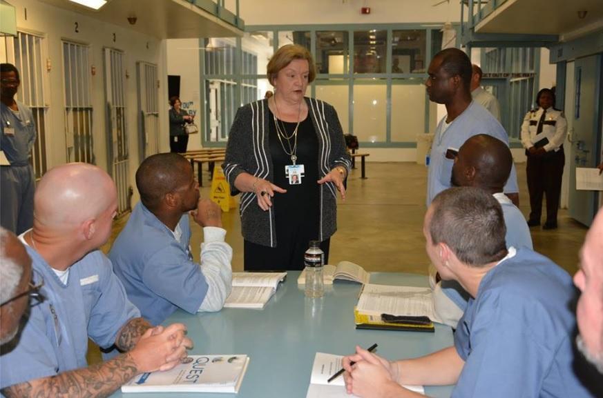 As Some Blame Fla  Legislature For Prison Budget Cuts